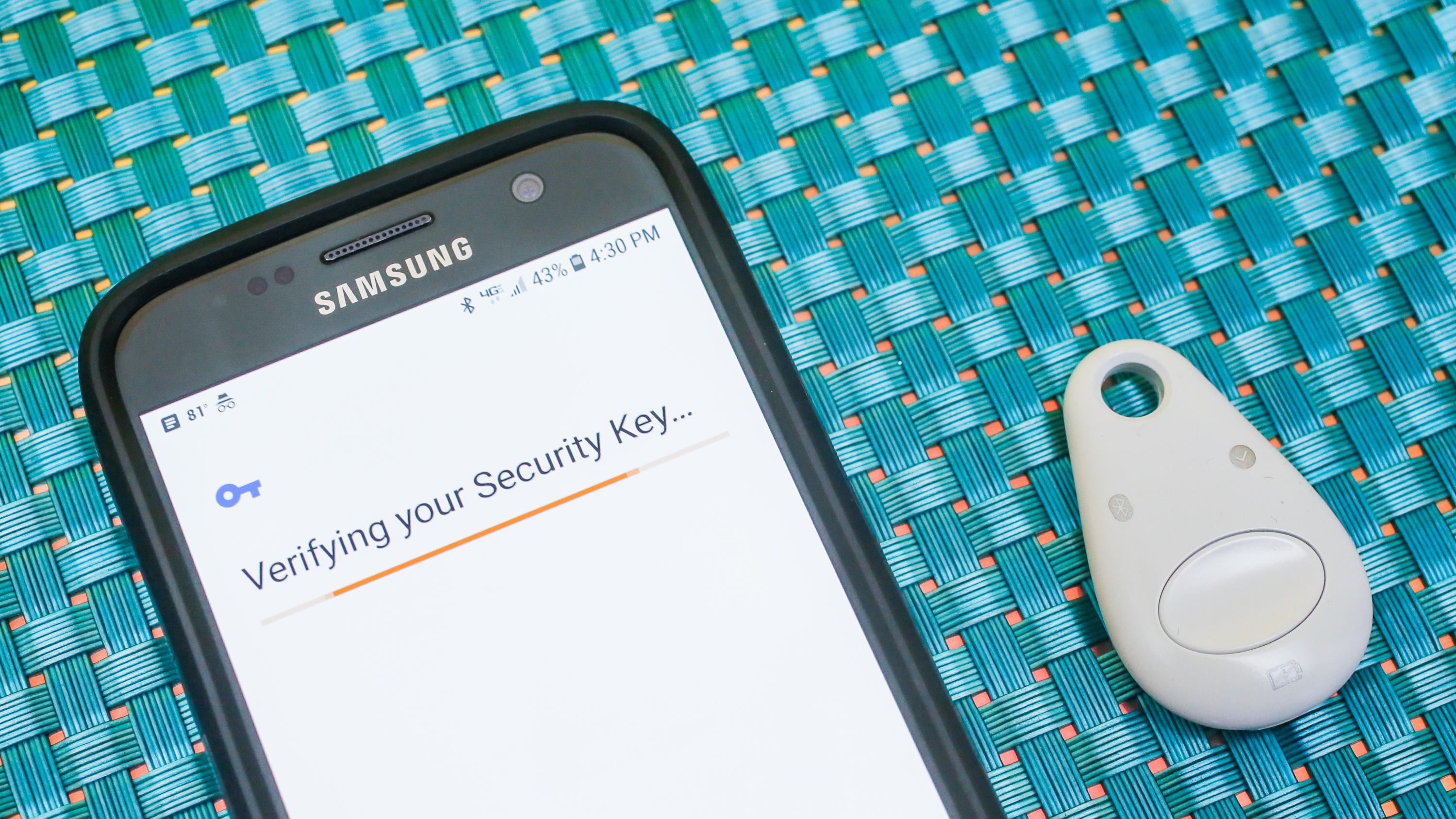 Google is releasing its own security key, called the Titan Security Key. It'll be available by the end of the summer in Google's online store.