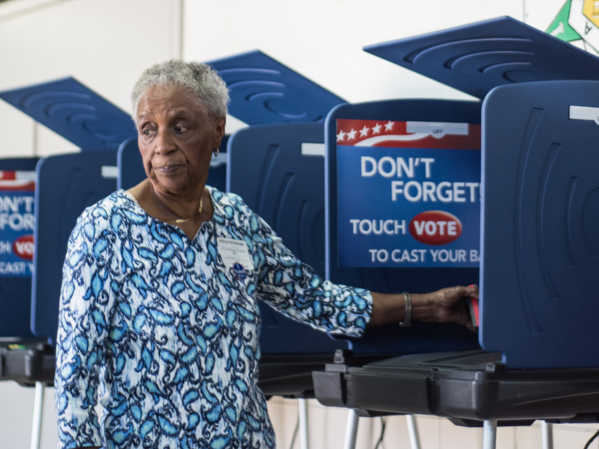 Hackers stole my vote. The US Department of Homeland Security hopes you'll never have to say that.