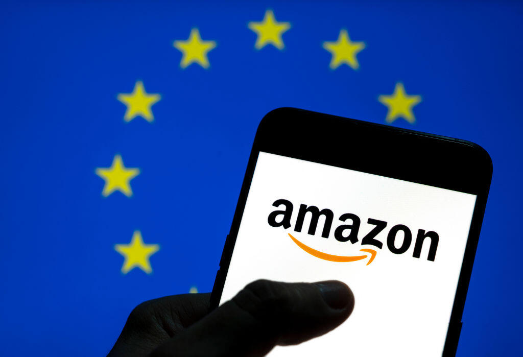 <p>Amazon has received a huge fine in the EU.</p>