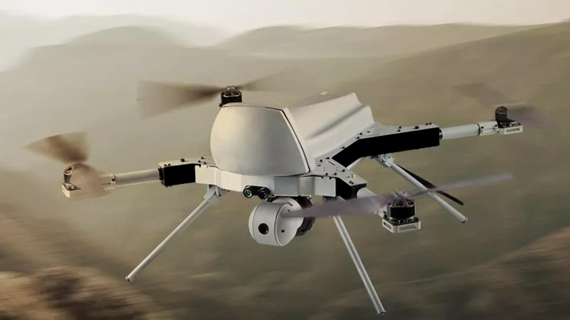 Video: UN Report: Drone attacked soldiers on its own