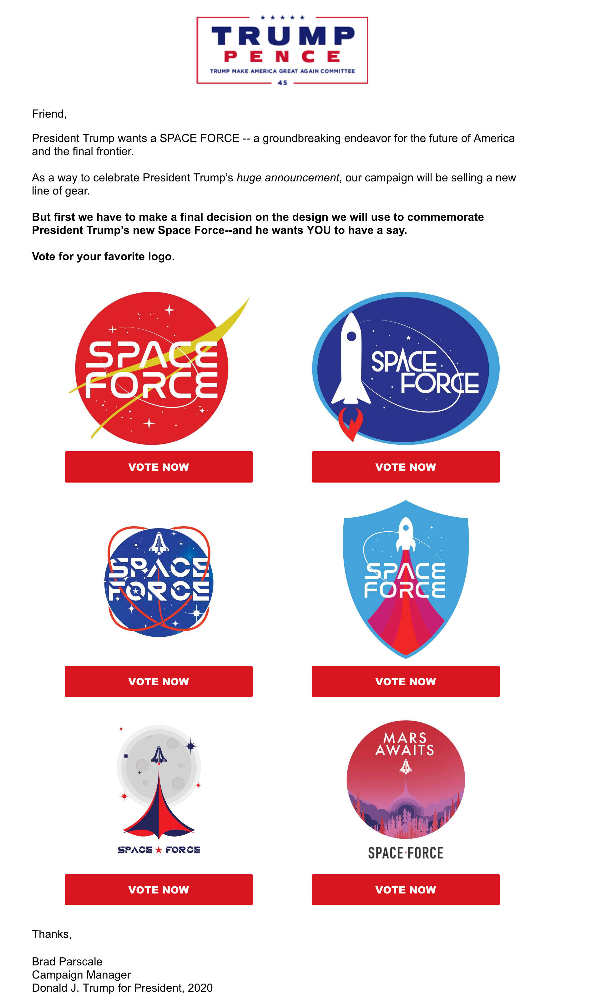 space-force-trump-pence-fundraiser