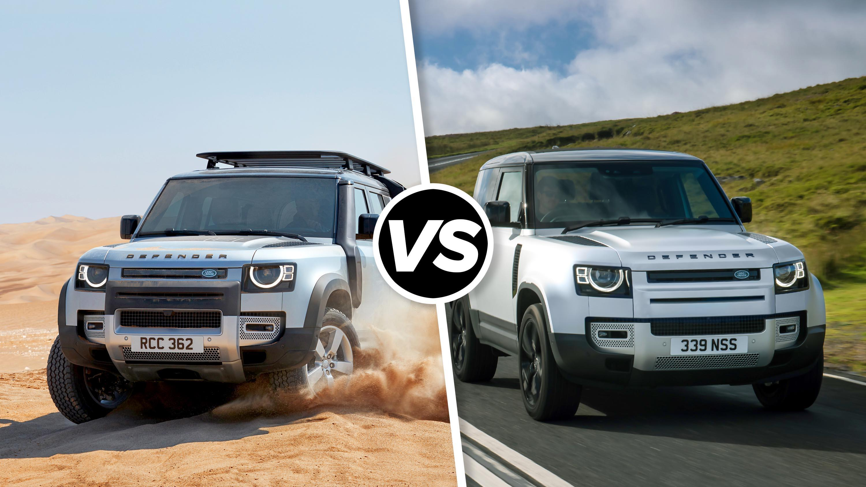 Video: Defender price comparison: Base model vs. top of the line