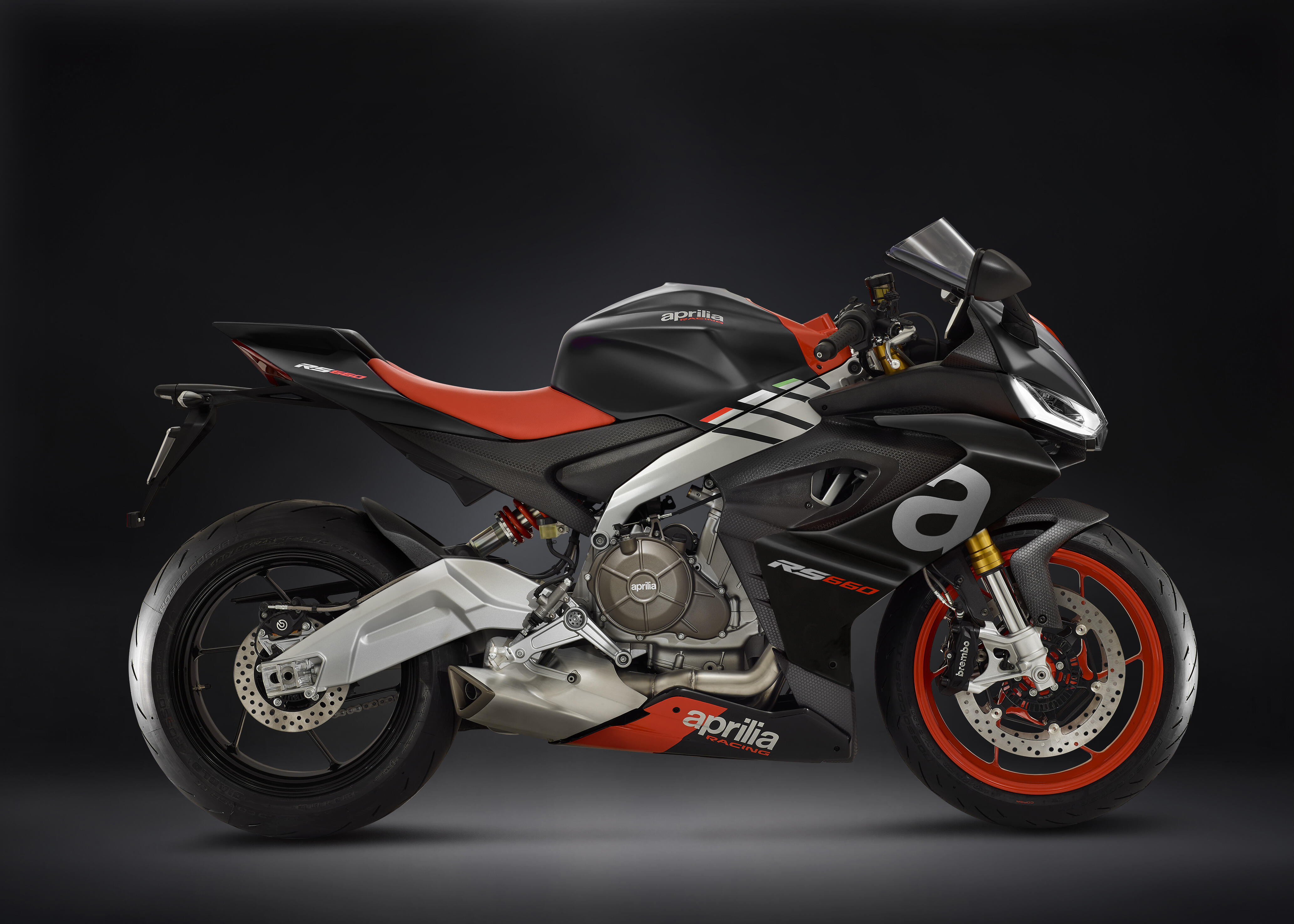 <p>The RS 660 takes the RSV4's formula and makes it more accessible to more riders.</p>