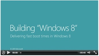 Windows 8 startup in 8 seconds? I'll focus on Windows 7 for now, thank you.