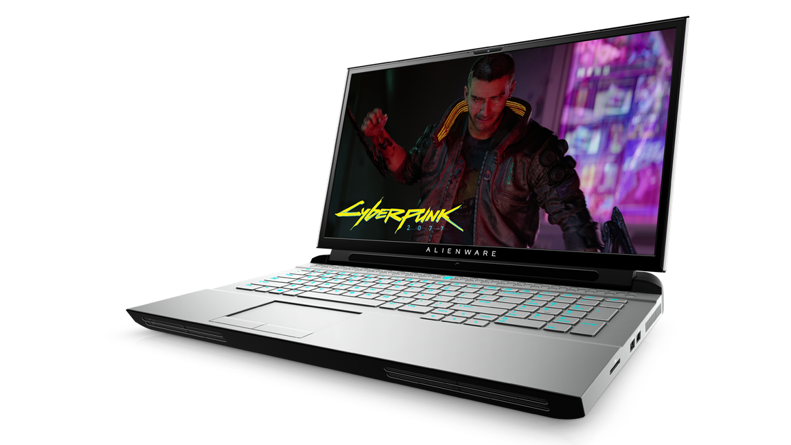 Alienware adds 360Hz displays to its laptops, Nvidia RTX 30 series to desktops