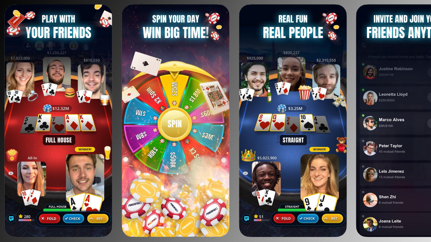 Play Texas Hold 'Em video poker with your friends for free - CNET