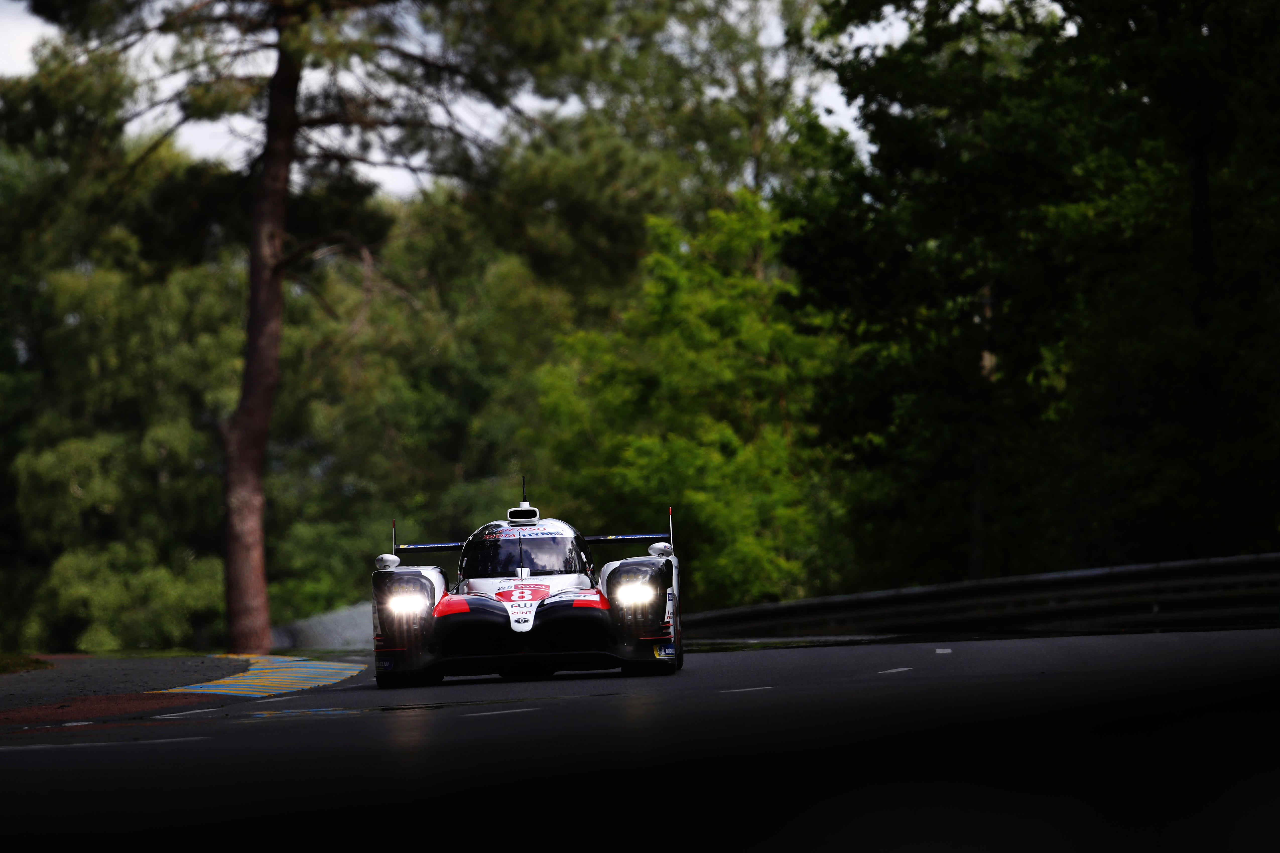 24 Hours of Le Mans - Practice and Qualifying