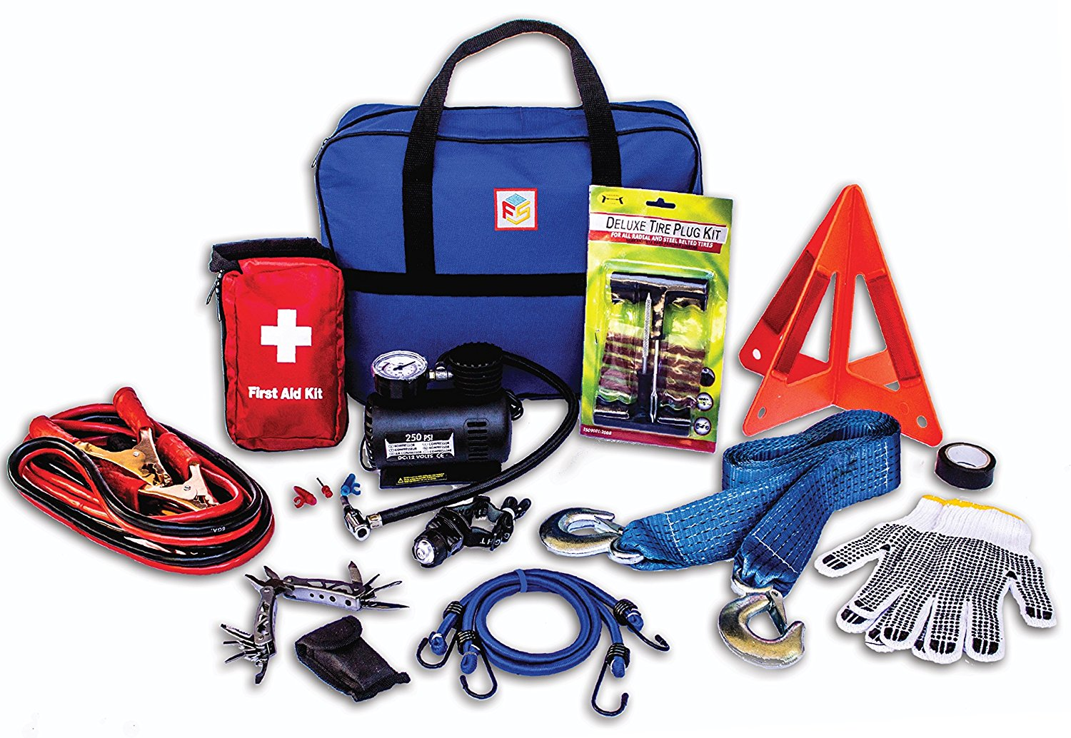 First Secure  Emergency car kit