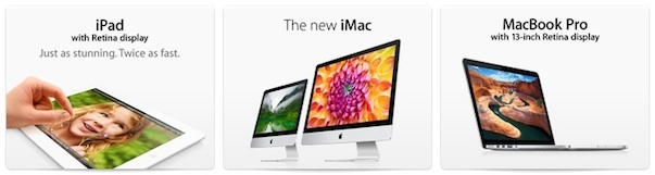 Apple's product pileup today may have something to do with Microsoft and Windows 8.