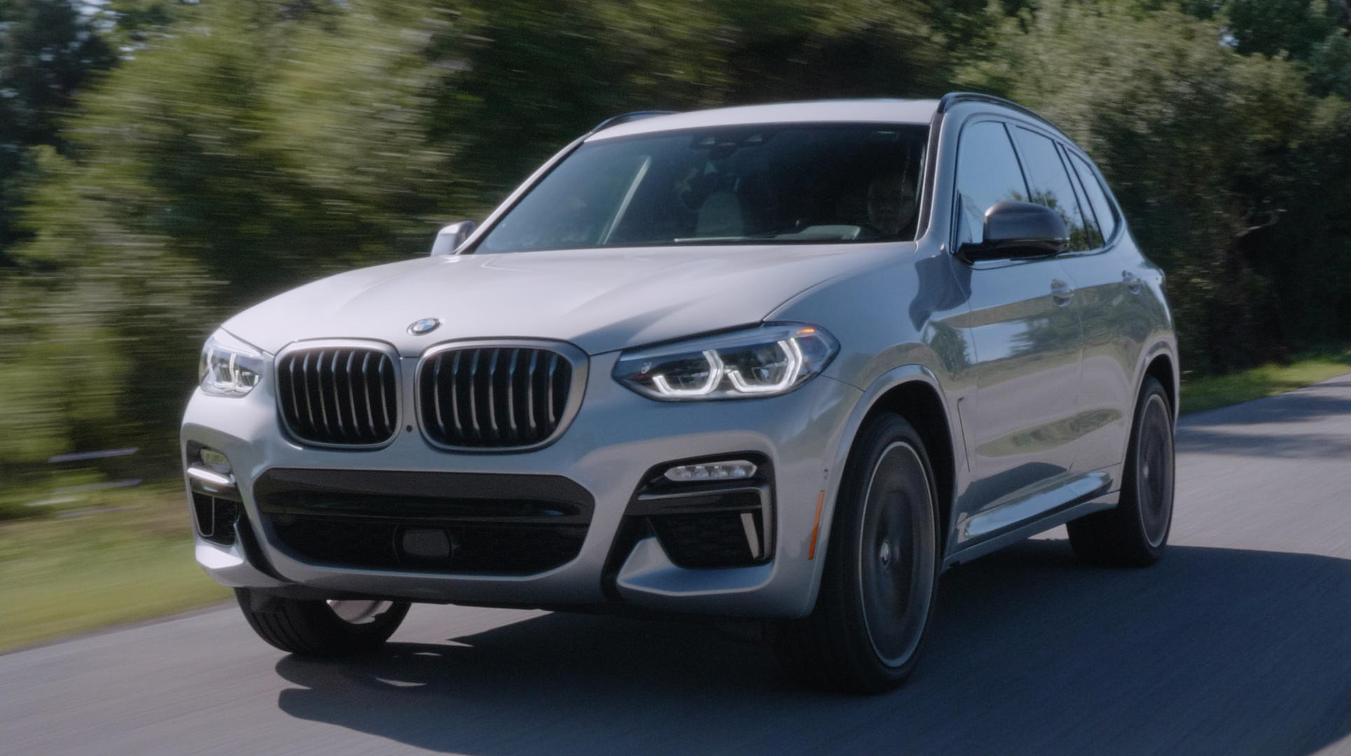 Video: 5 things you need to know about the 2019 BMW X3 M40i