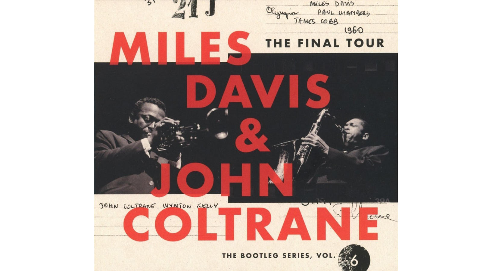 Miles Davis & John Coltrane: The Final Tour, the Bootleg Series Volume 6