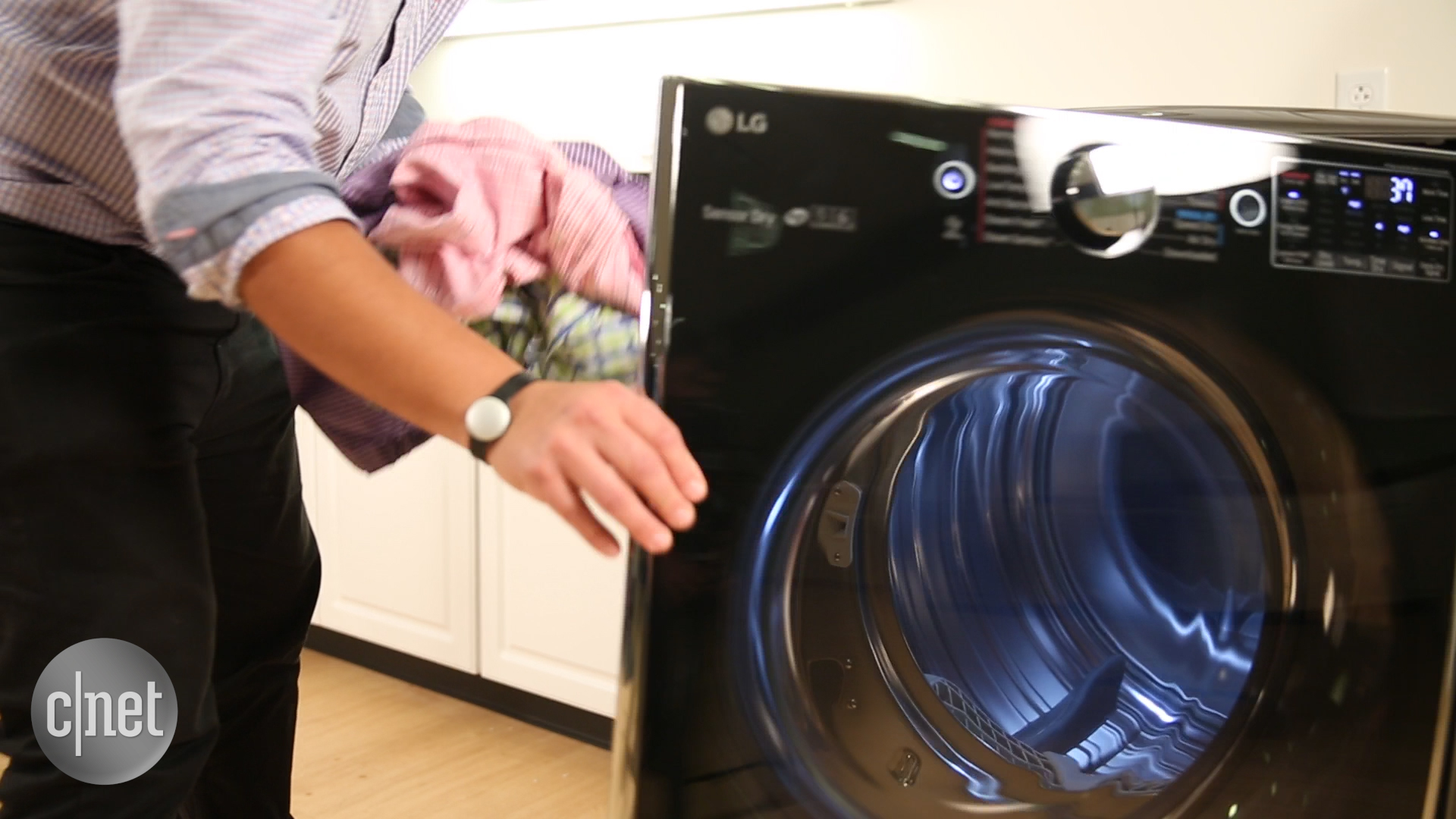 Video: Roomy LG dryer has speed and style if you can pay for it