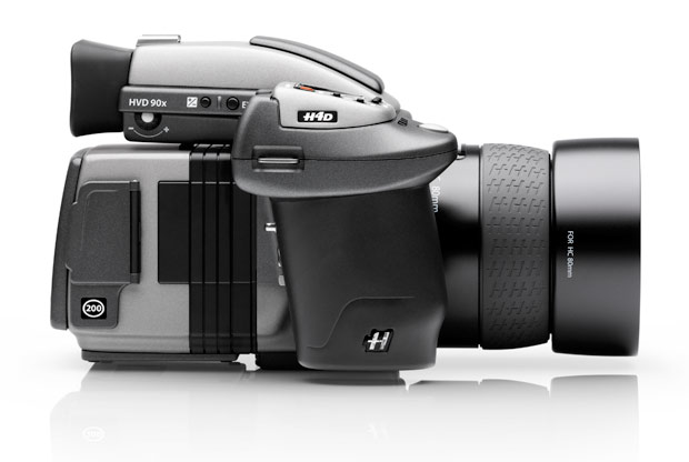 Hasselblad's H4D-200MS