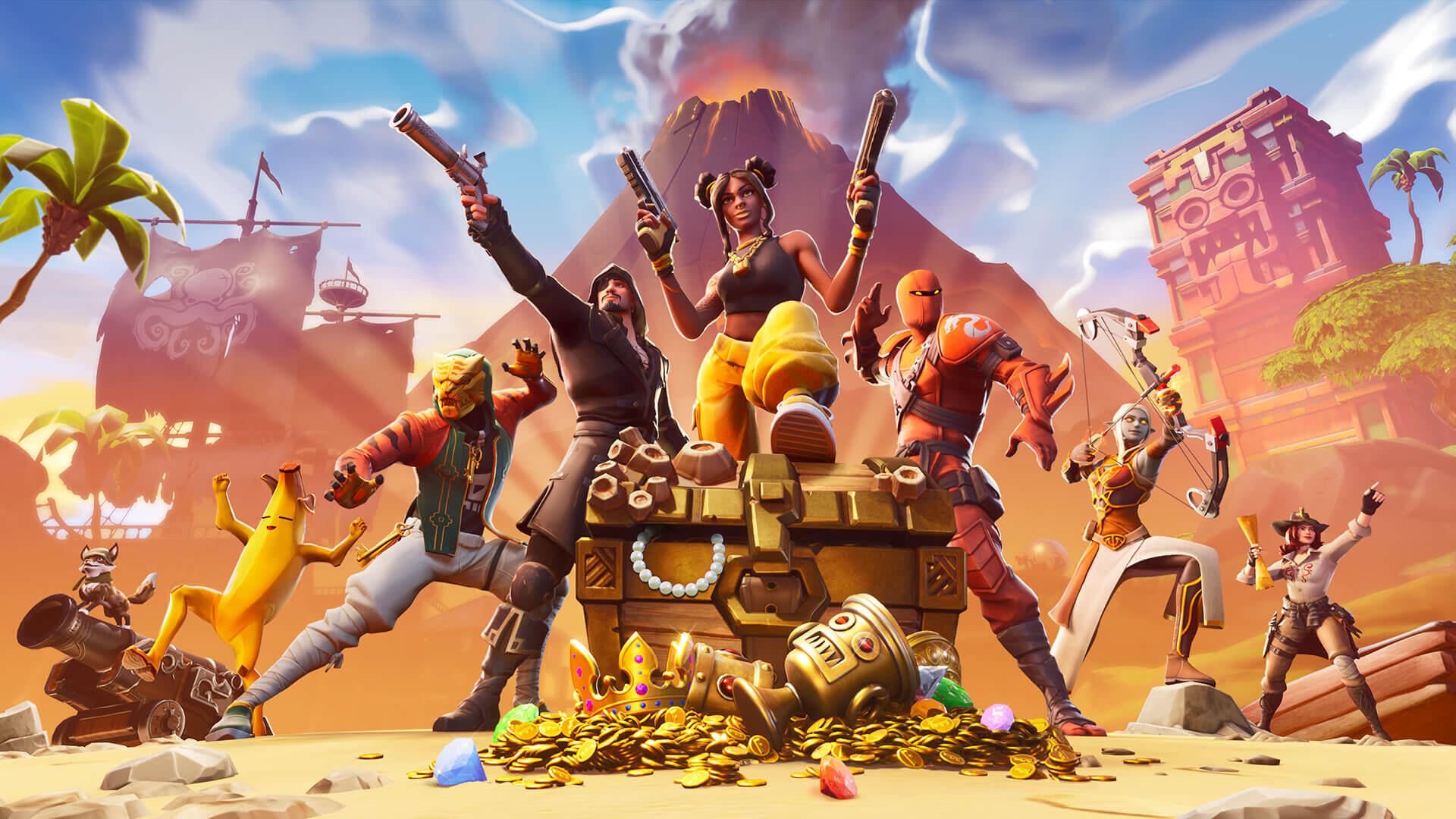 How Long Has Fortnite Been Around Epic Suing Apple And Google Over Fortnite Bans Everything You Need To Know Cnet
