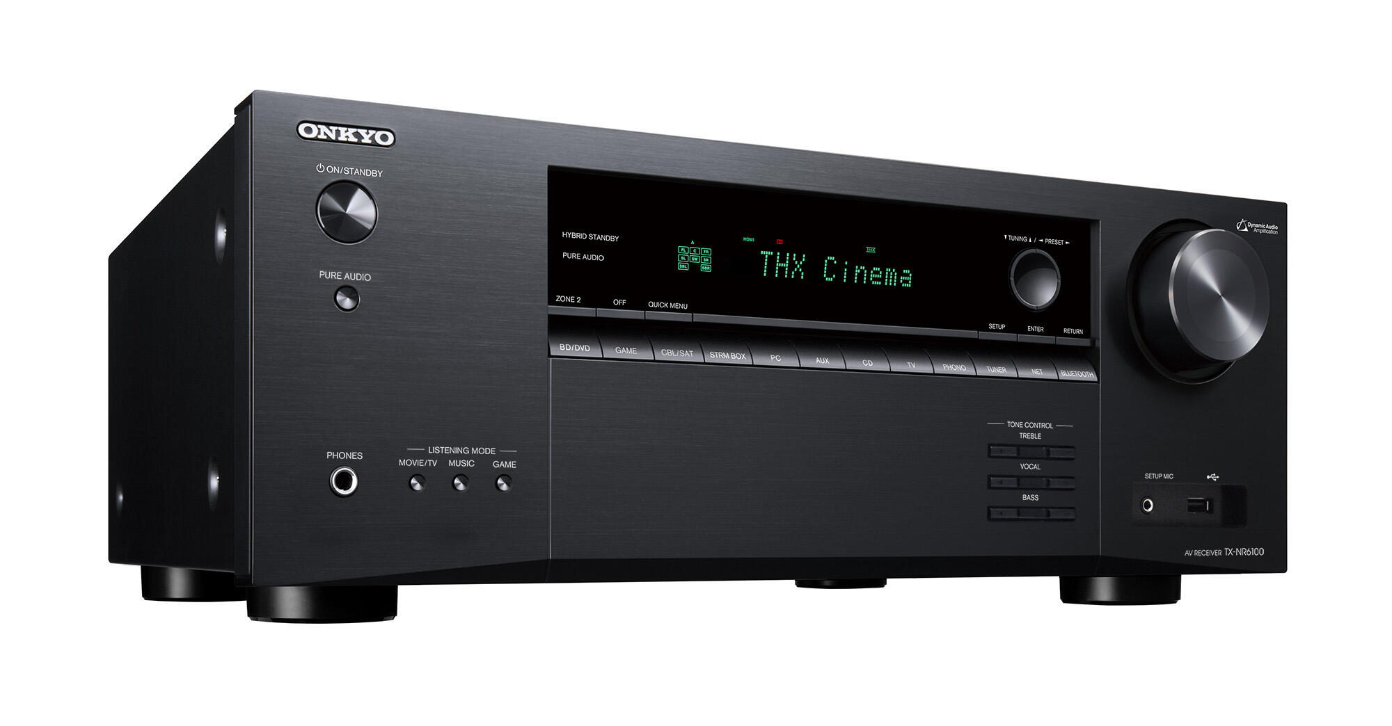 Onkyo and Pioneer's 2021 receivers back in black with 8K video, from 9