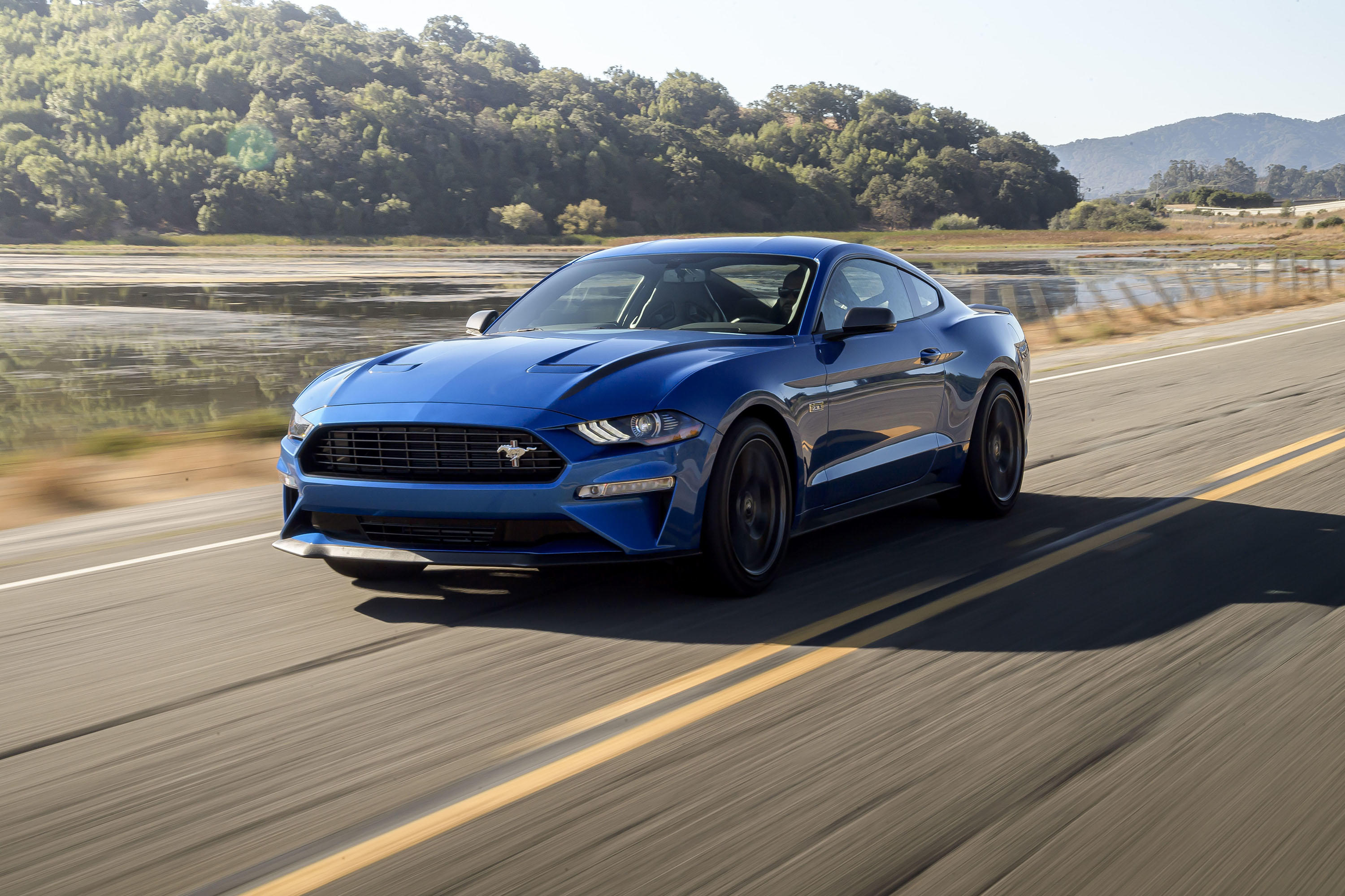 2020 Ford Mustang HPP