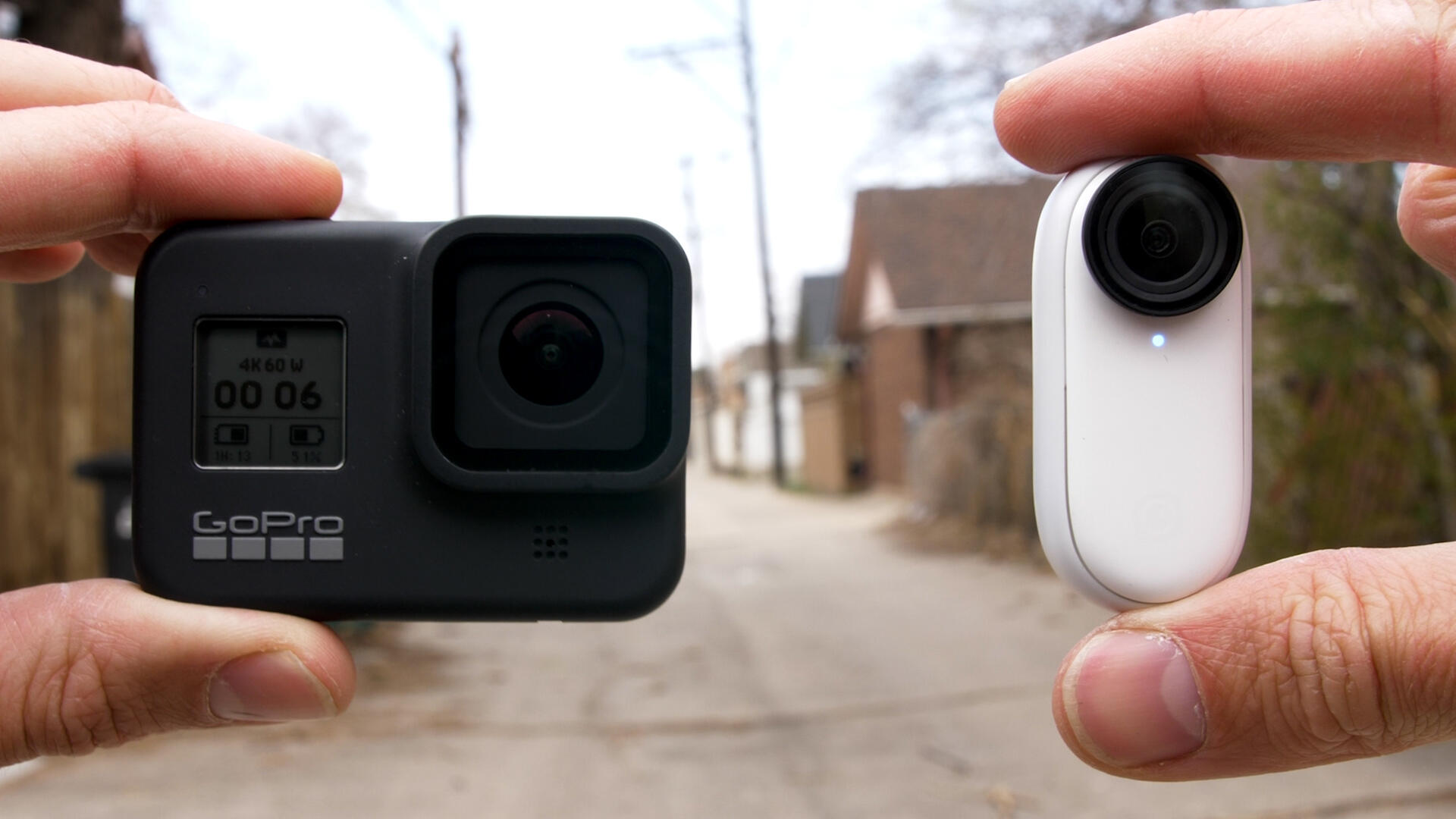 Video: Insta360 Go 2 vs. GoPro Hero 8 Black: Battle of the $300 action cameras
