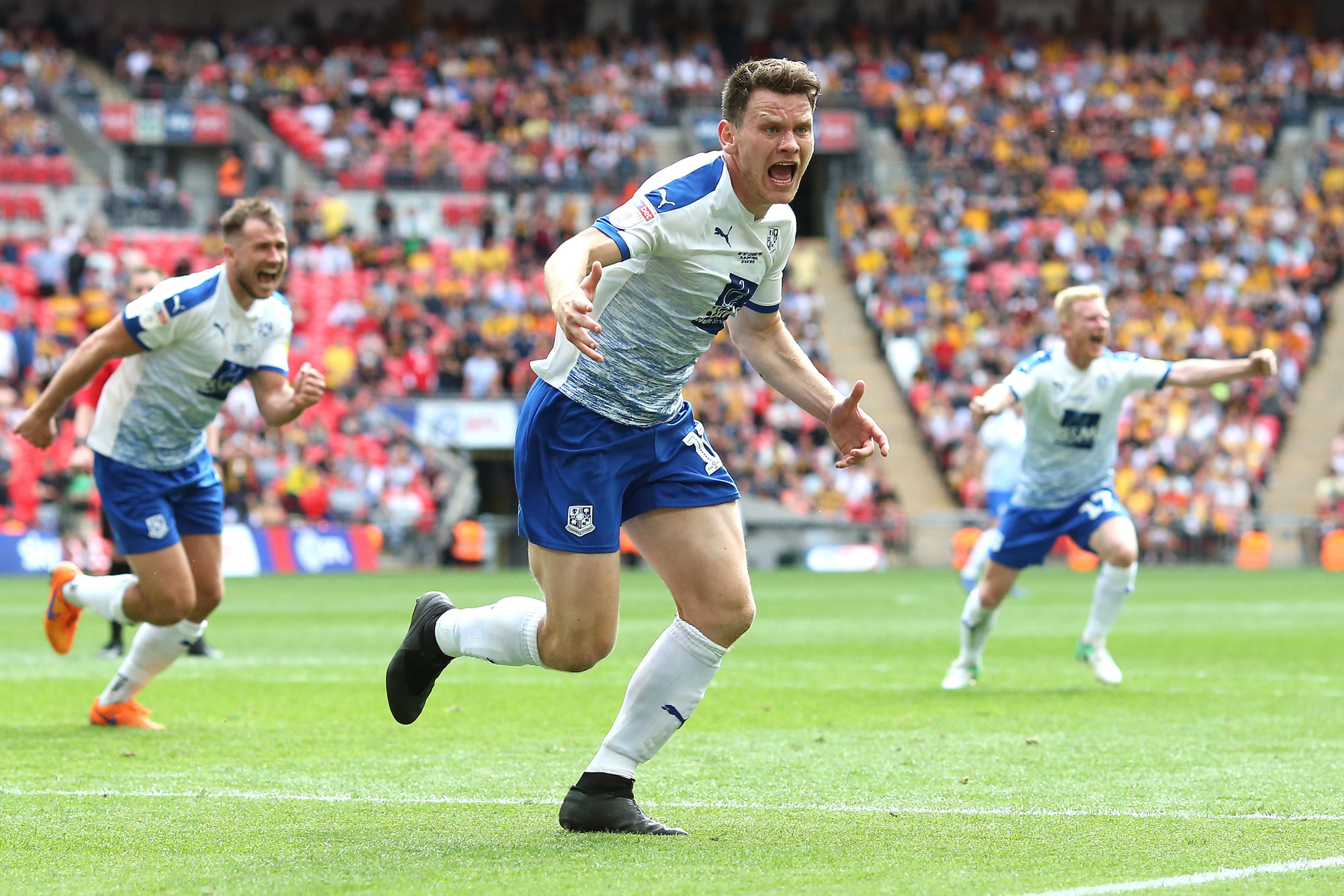 Tranmere Rovers v Newport County - Sky Bet League Two Play-off Final