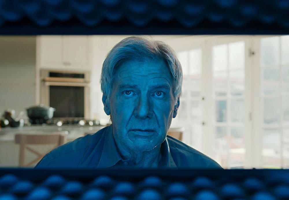 <p>Harrison Ford appears in a teaser video for Amazon's 2019 Super Bowl ad.</p>