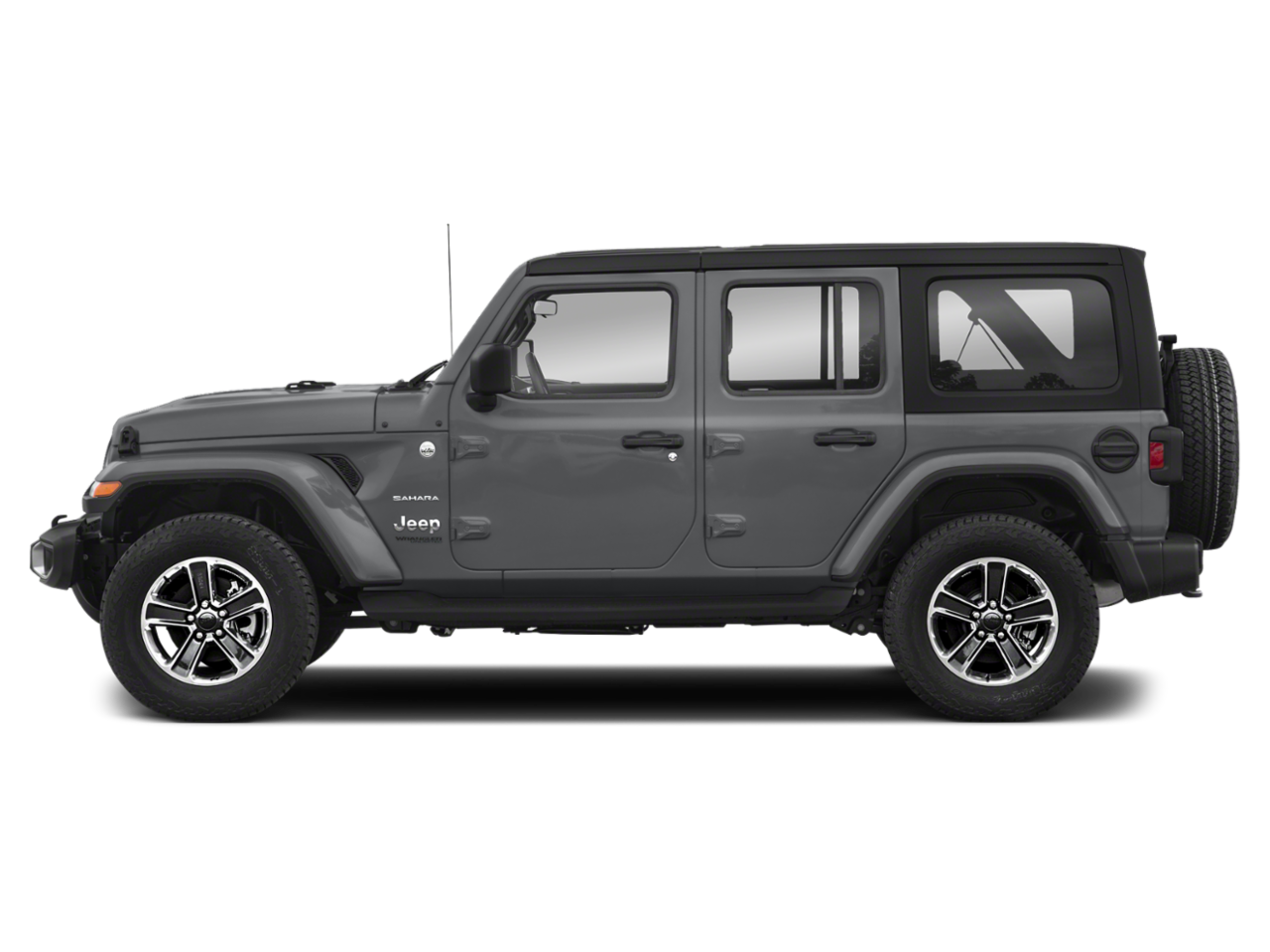 2020 Jeep Wrangler Unlimited North Edition 4x4