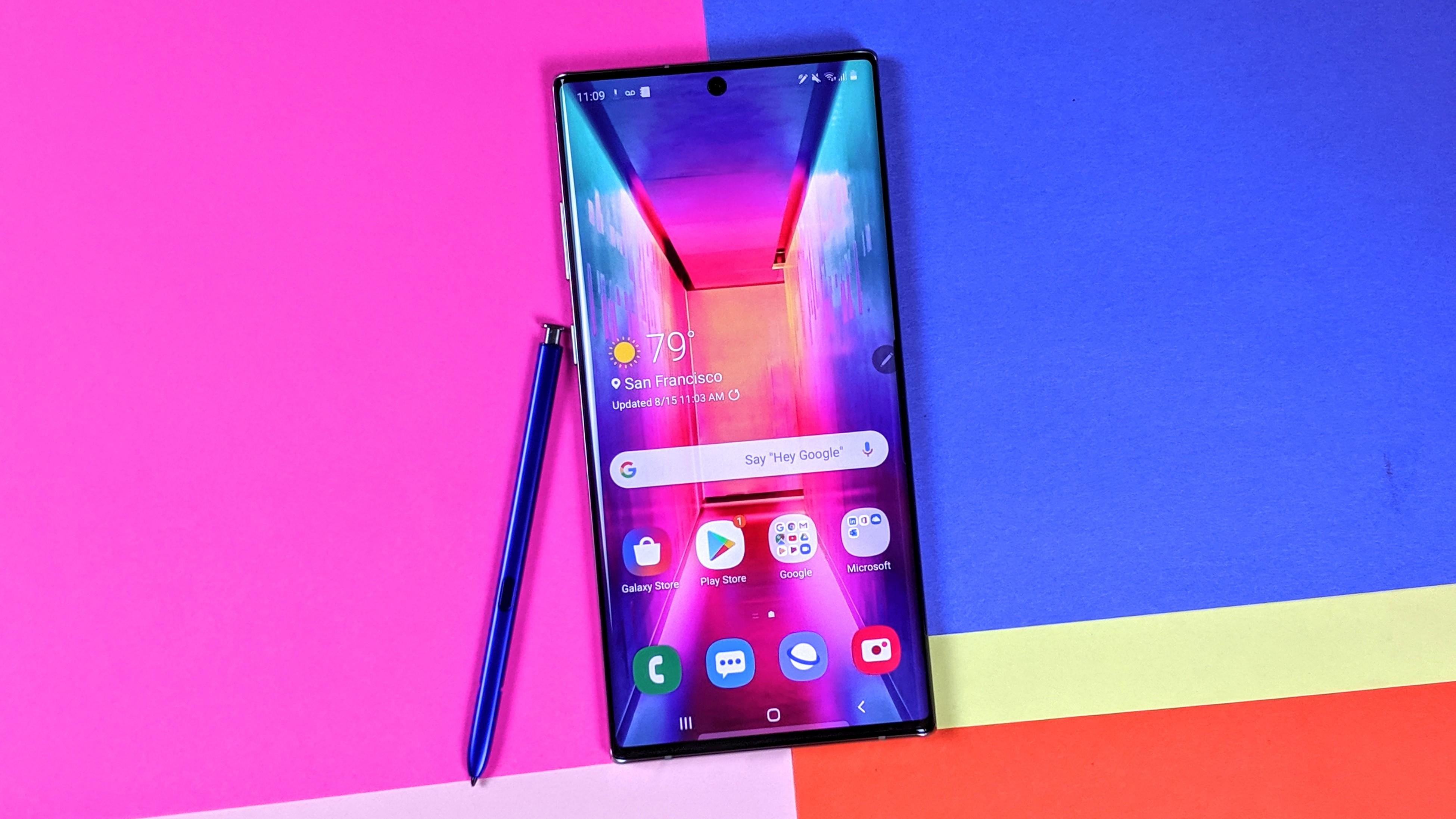 New Marvel Avengers Note 10 Wallpapers Are Here And Installing Them Is Easy Cnet
