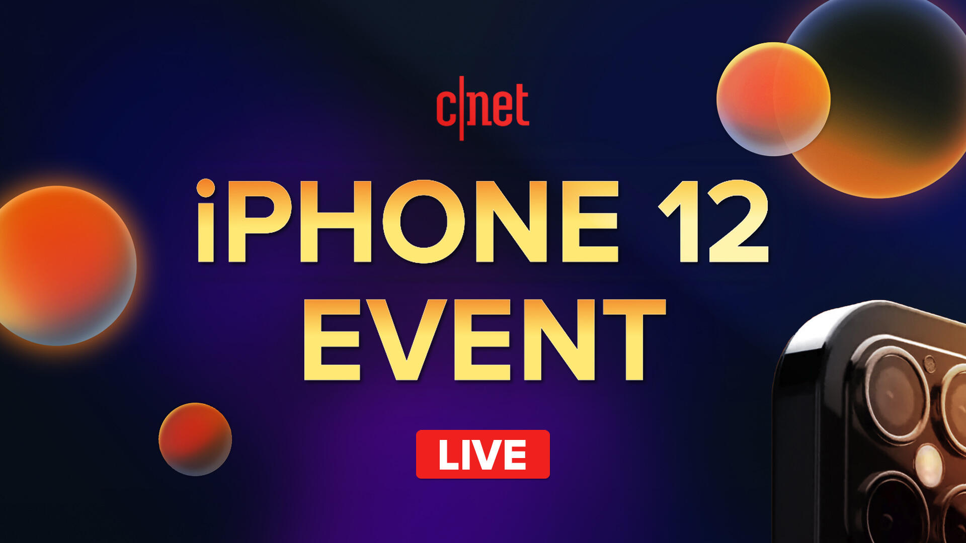 Watch the Apple iPhone 12 reveal event