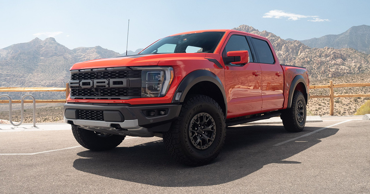 2021 Ford F-150 Raptor first drive evaluate: American badass