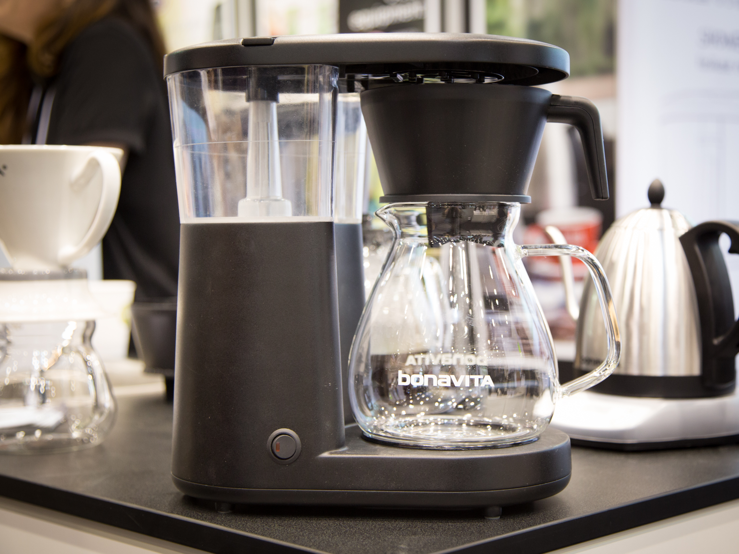 Bonavita Entry Level 8-Cup Glass Carafe Brewer