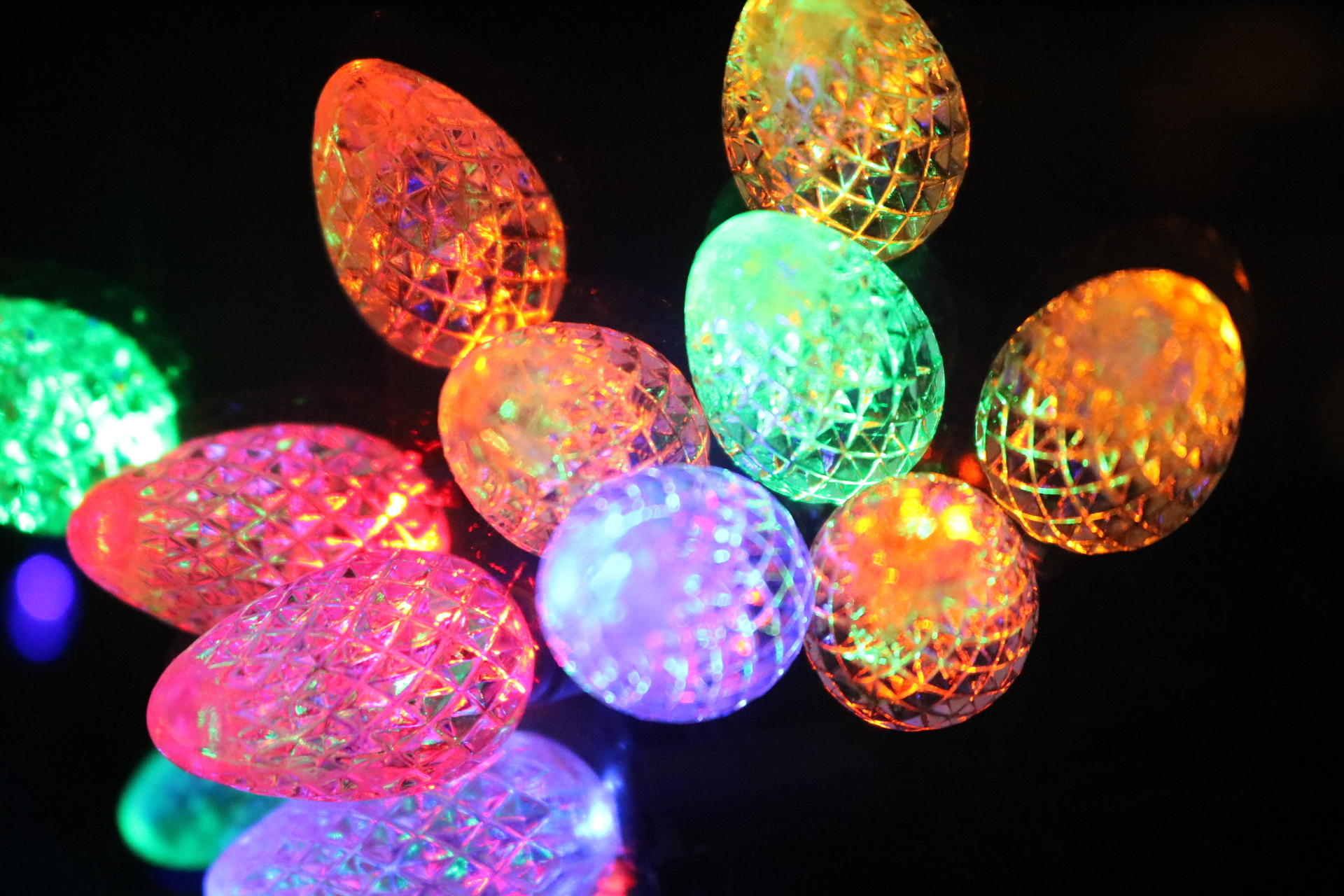 Get your outdoor lights up