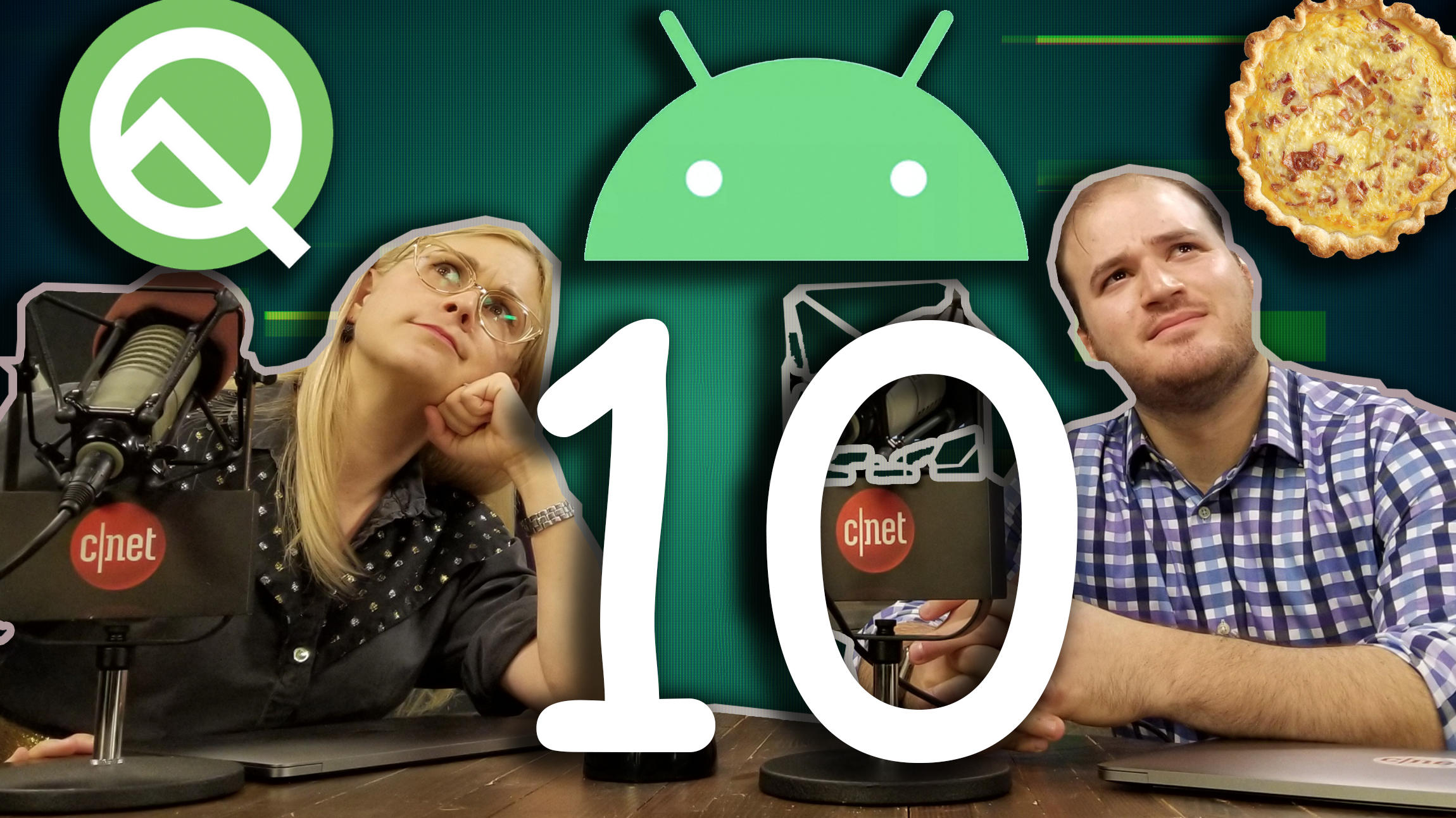 Video: Android Q gets a name (and the sugar high is over) (The Daily Charge, 8/22/2019)