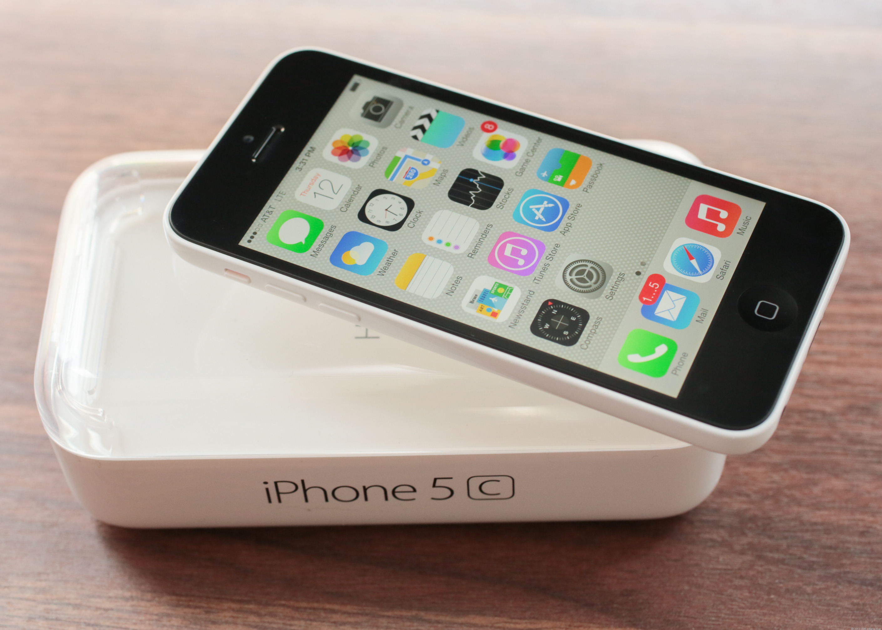 The budget-friendly iPhone 5C