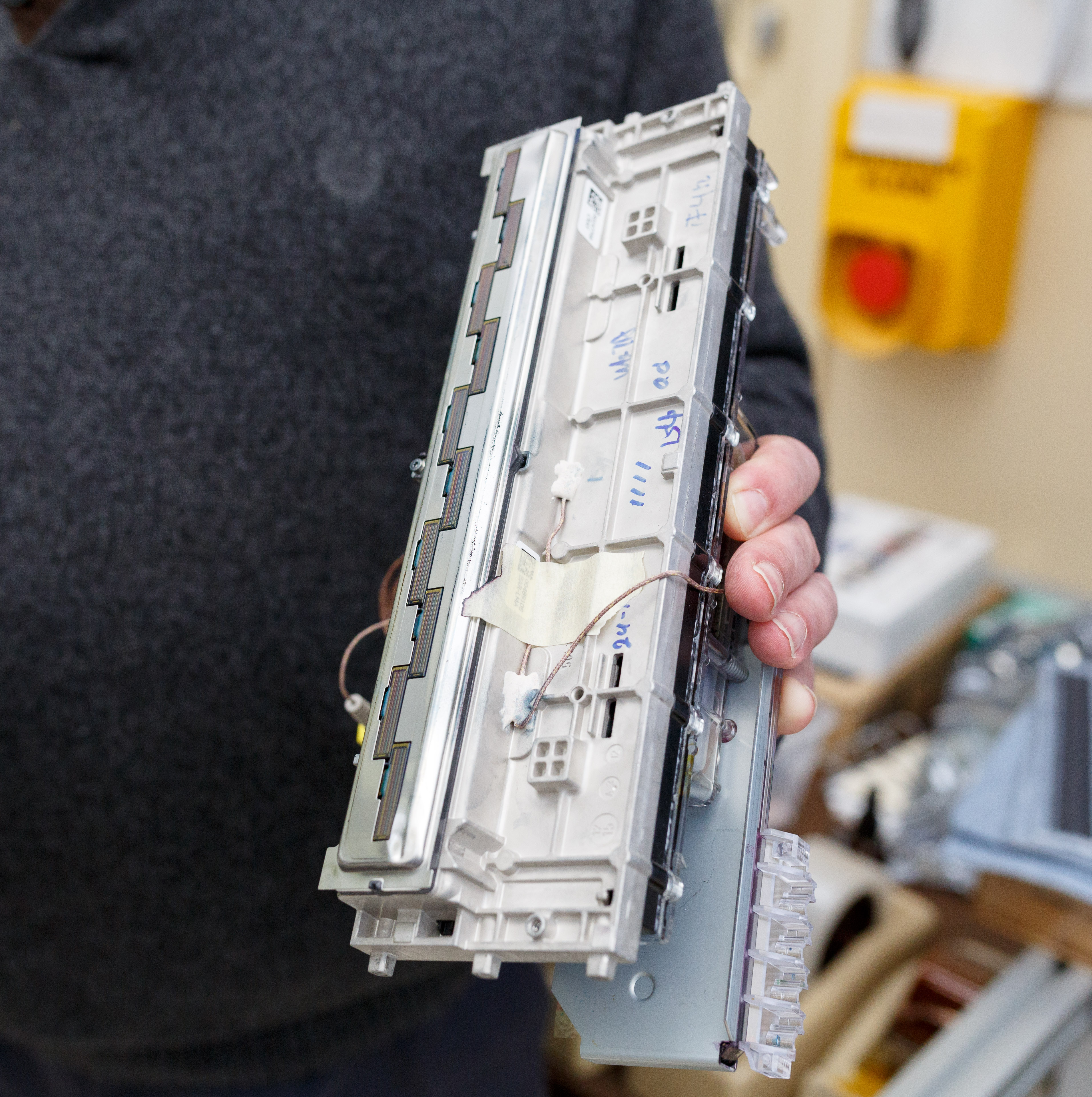 HP Labs adapted its PageWide technology for faster 3D printing.