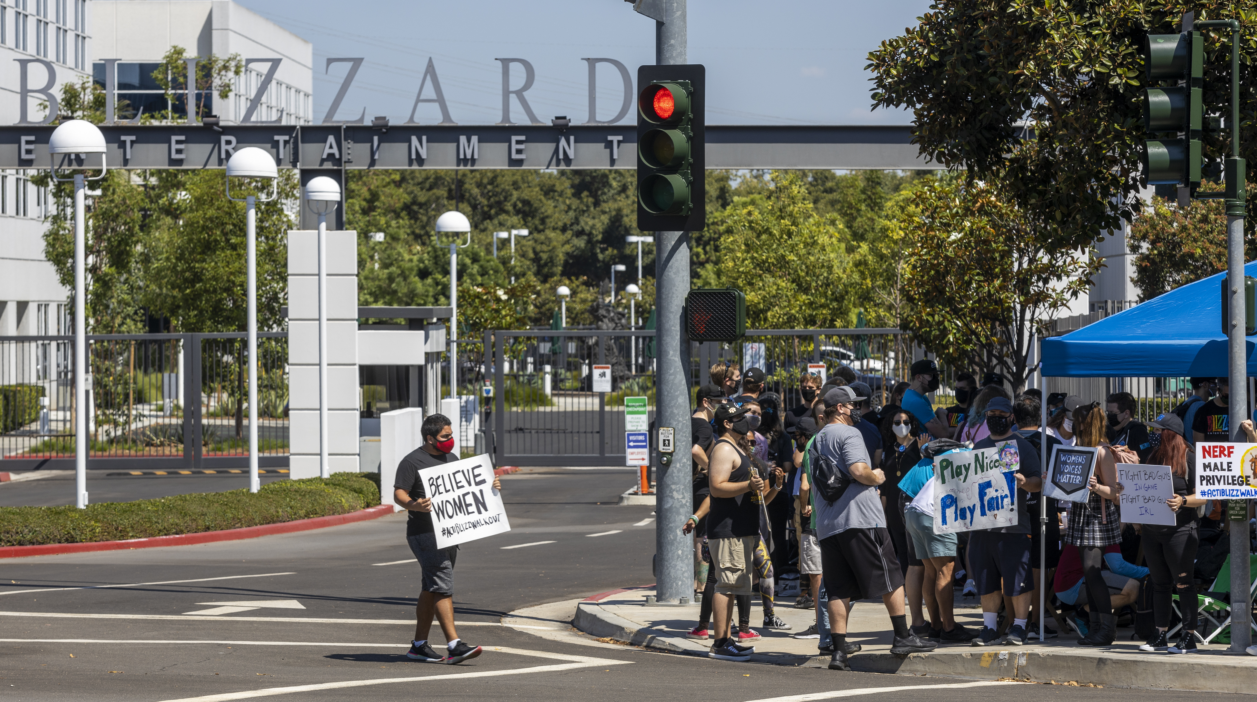 Activision Blizzard is facing more than protests over its workplace conditions