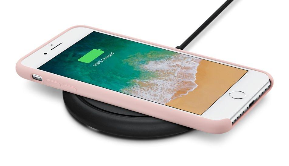 Apple has added a wireless-charging company to its stable of acquisitions.