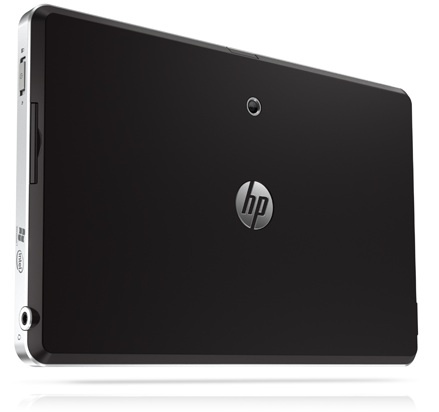 HP's Windows tablet: HP was angry that Microsoft didn't deliver better touch software sooner.