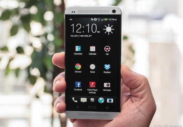 AT&T plans to send the latest flavor of Android to the HTC One starting Wednesday.