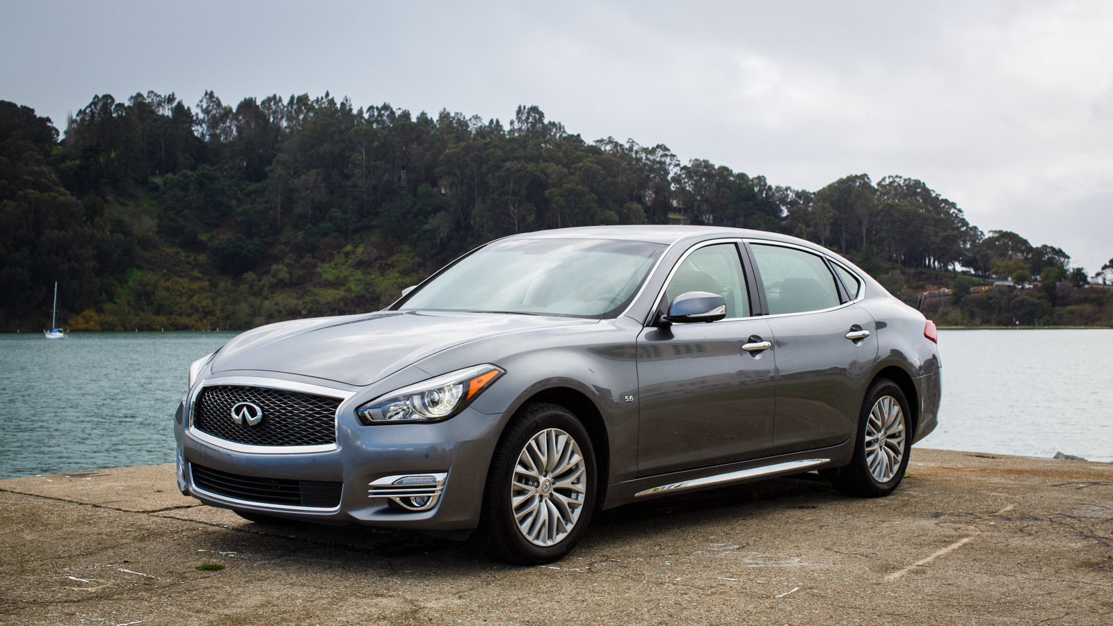 Most Reliable: Infiniti Q70