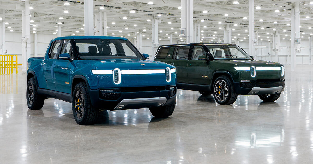 Rivian will offer mobile service as well as service centers     – Roadshow