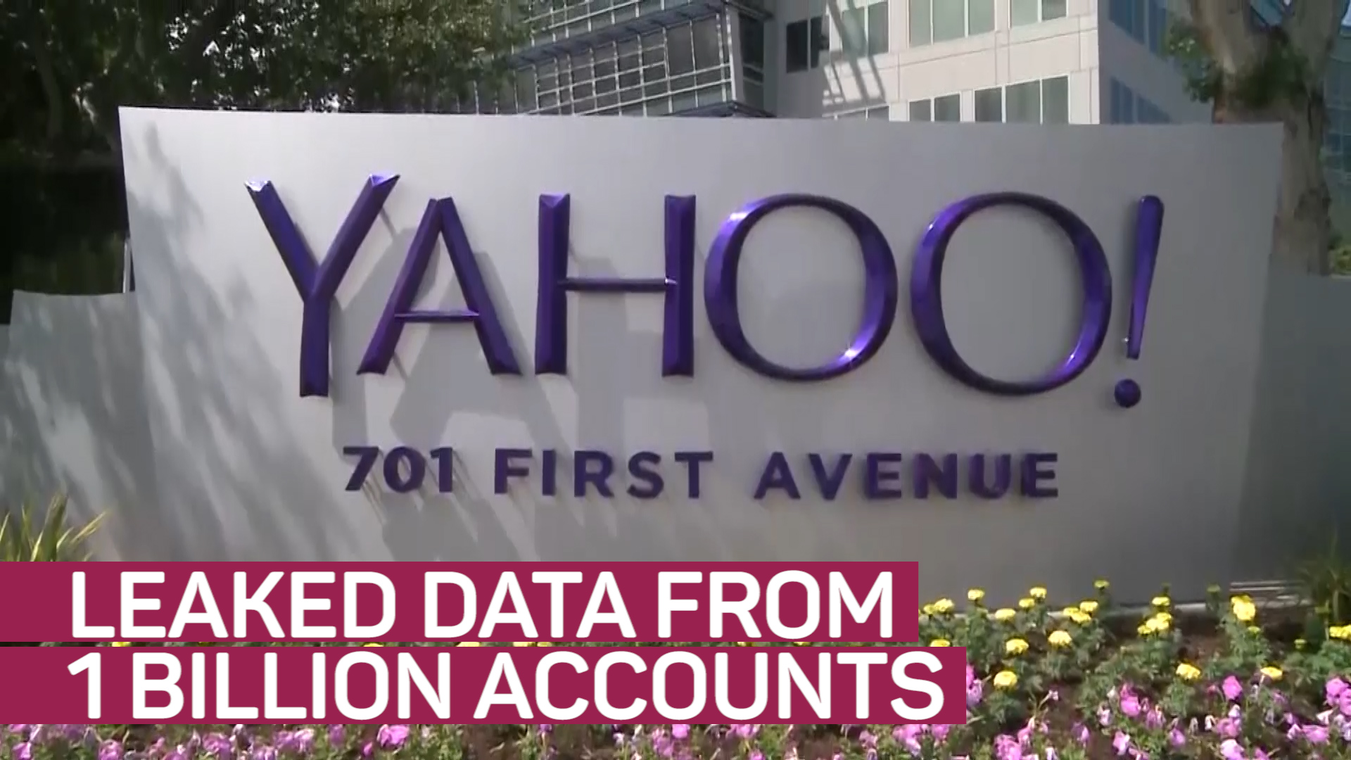 Video: Yahoo hit by biggest hack ever (again), 1 billion accounts affected