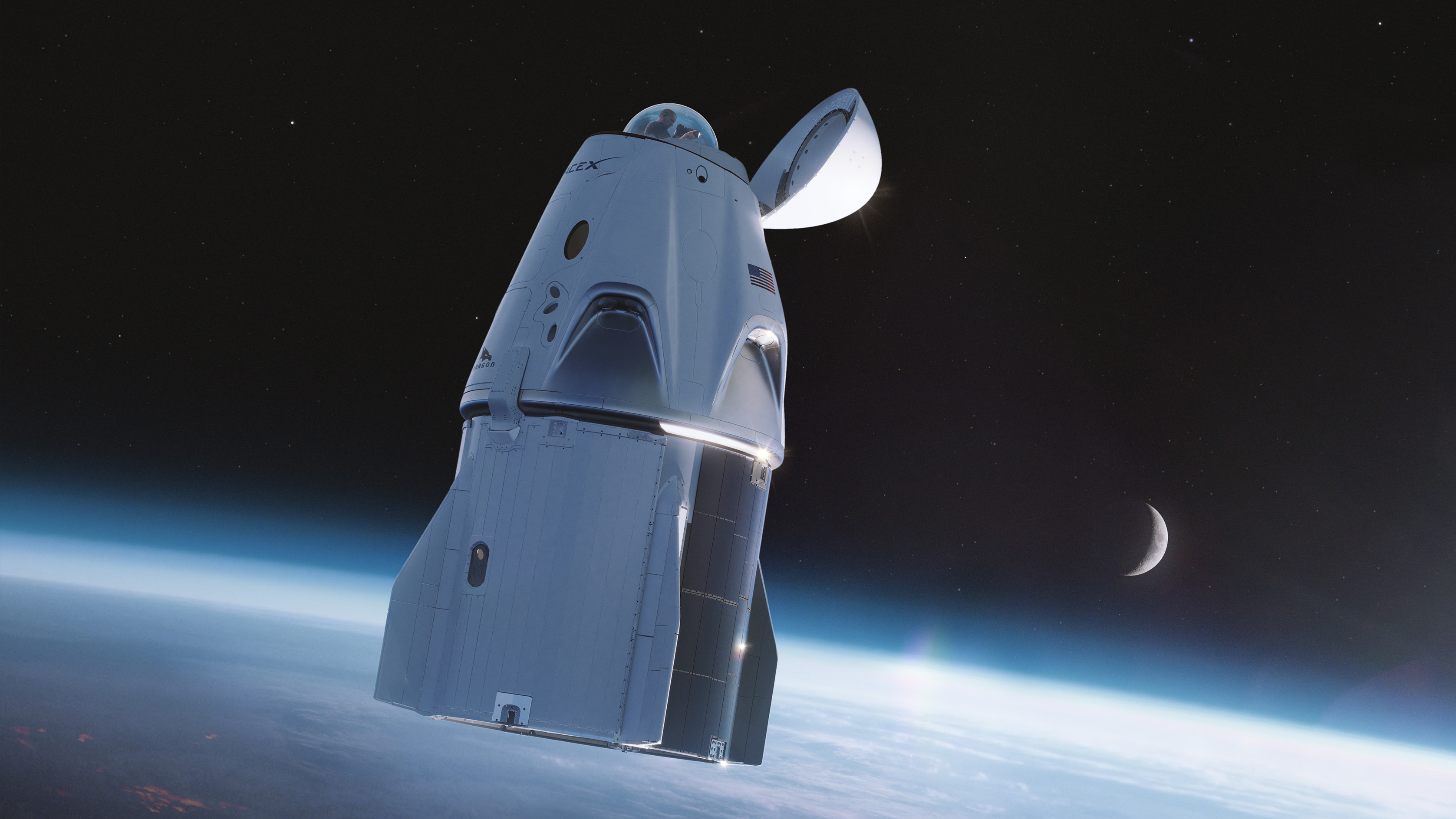 SpaceX Inspiration4 all-civilian launch set for today: How to watch the historic flight live