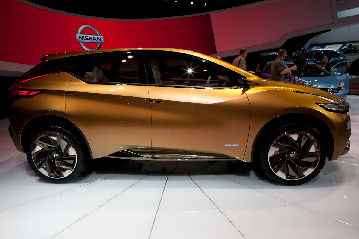 The next Nissan Murano