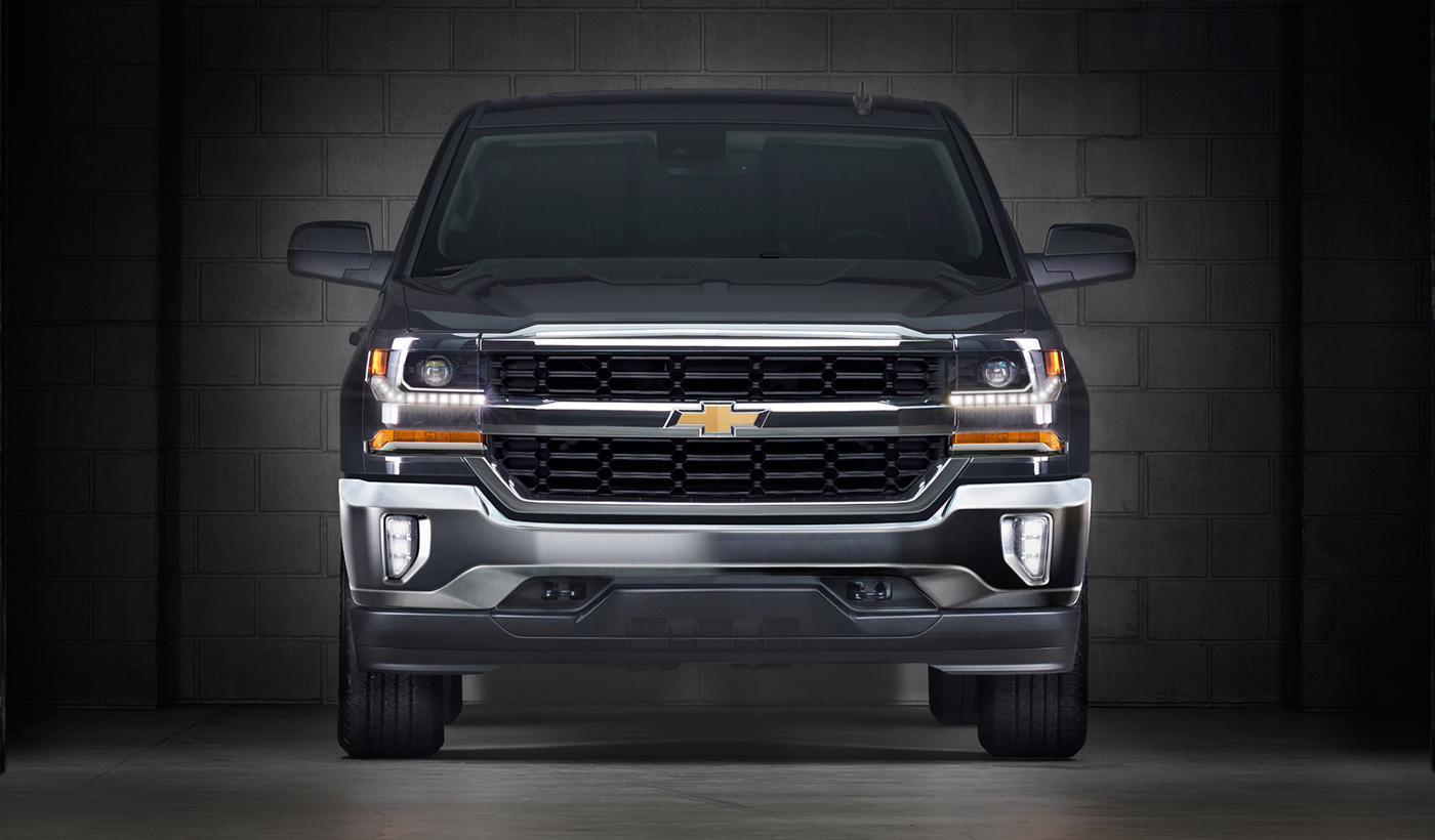 2016 Chevrolet Silverado with eAssist technology