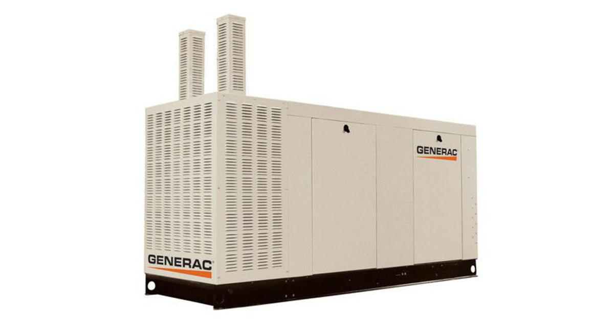 This massive $33,000 commercial generator