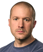 Jonathan Ive, Apple's  vice president of Industrial Design
