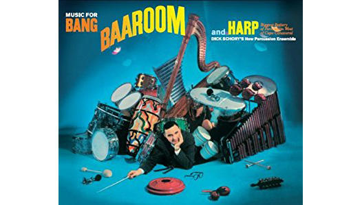 Music For Bang, Baaroom, and Harp