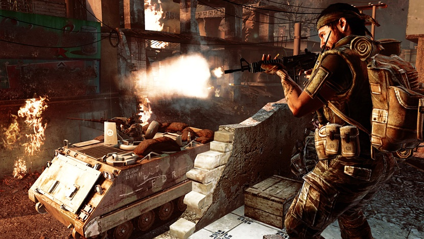 Call of Duty: Black Ops hit the market with guns blazing.