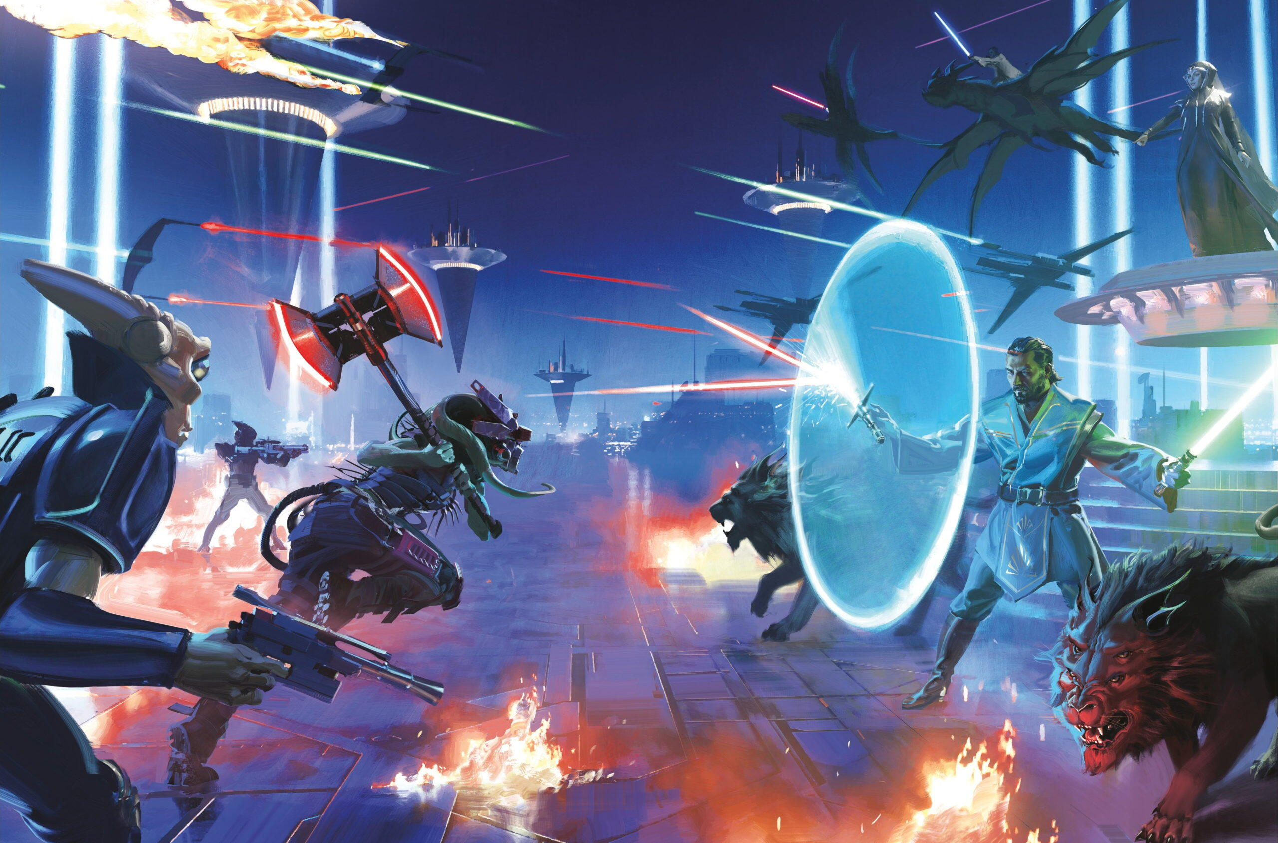 Star Wars: The Rising Storm alternate cover