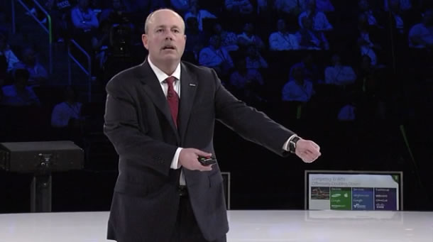 Will current Microsoft COO Kevin Turner be the next CEO?