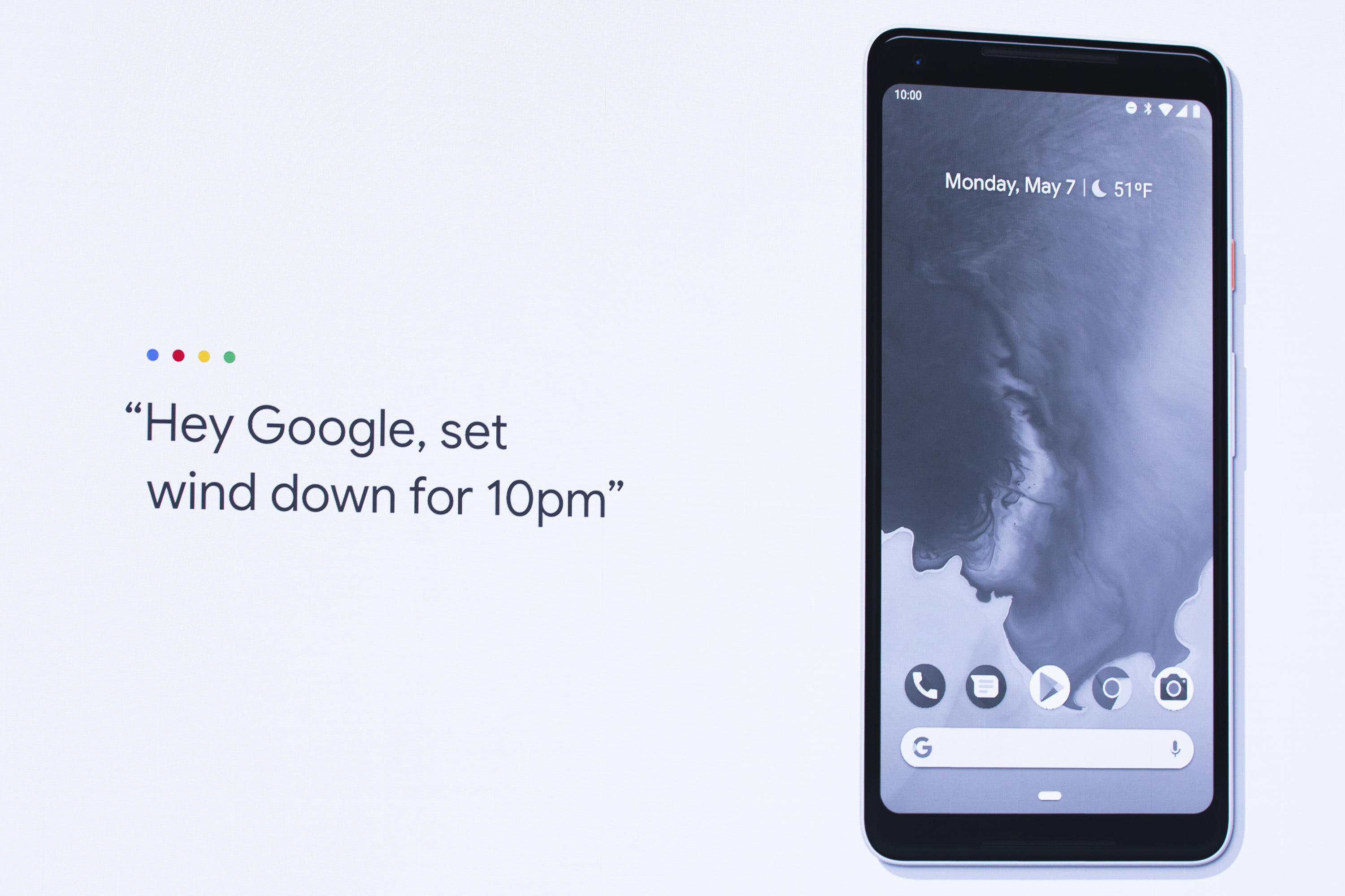 Google IO 2018 Android Wind Down