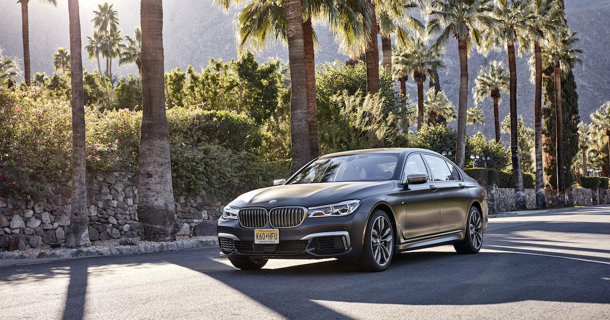 Bmw S V12 Engines Will Soldier On For A Few More Years Report Says Roadshow